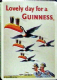 Guinness Flying Toucans metal fridge magnet    (sg)